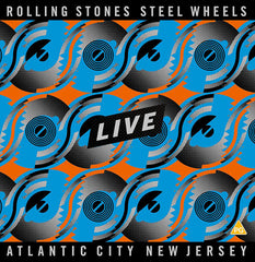 The Rolling Stones / Steel Wheels Live 6-disc limited edition