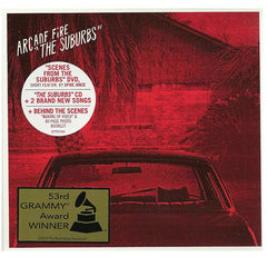 Arcade Fire / The Suburbs + Scenes From The Suburbs CD+DVD