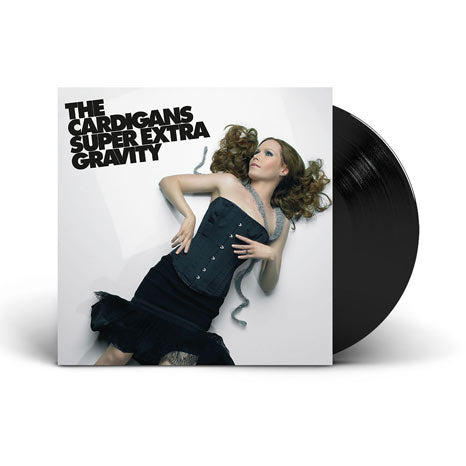 The Cardigans / Super Extra Gravity remastered vinyl LP