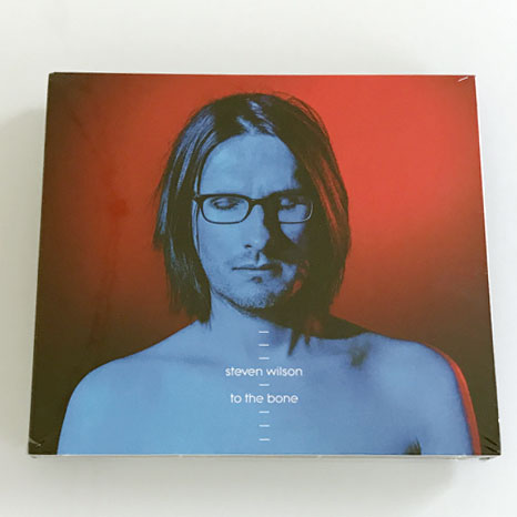 Steven Wilson / To The Bone CD