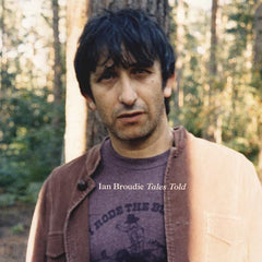 LIMITED SIGNED EDITION: Ian Broudie / Tales Told - CD edition