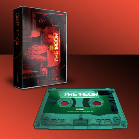 Erasure / The Neon limited edition cassette tape