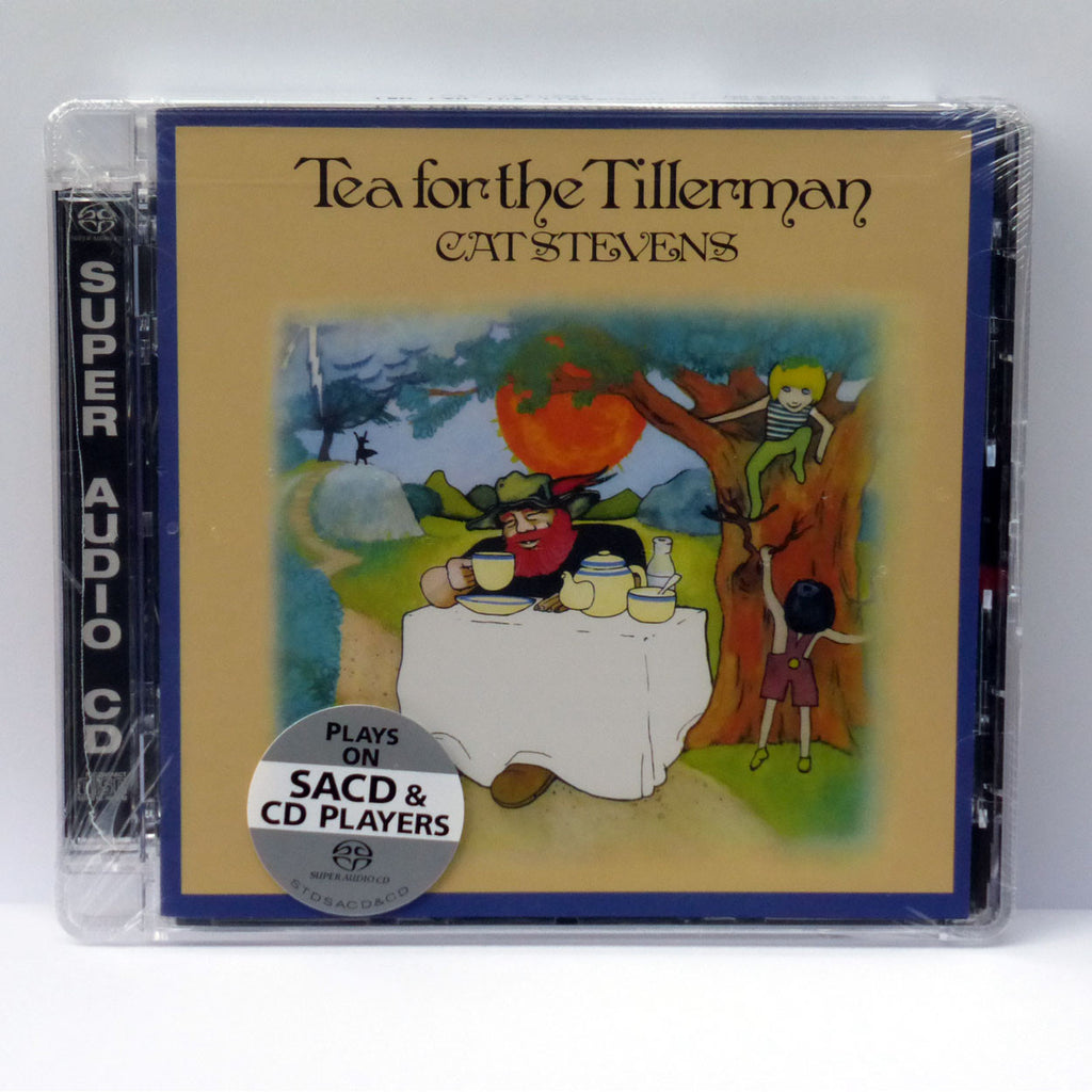 Cat Stevens / Tea For The Tillerman Hybrid SACD – ShopSuperDeluxe com