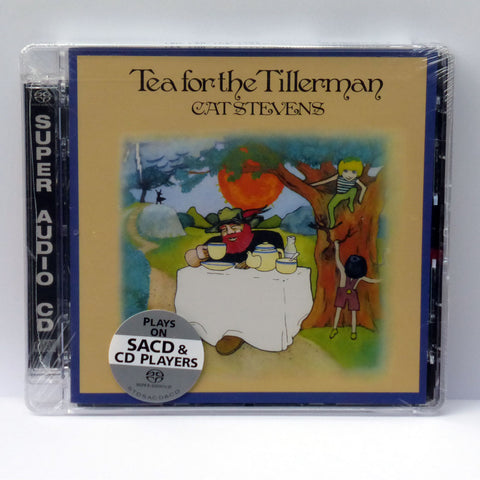 Cat Stevens / Tea For The Tillerman Hybrid SACD