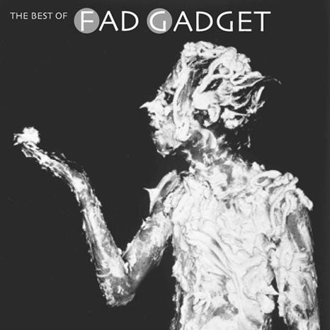 Fad Gadget / The Best of Fad Gadget limited 2LP silver vinyl