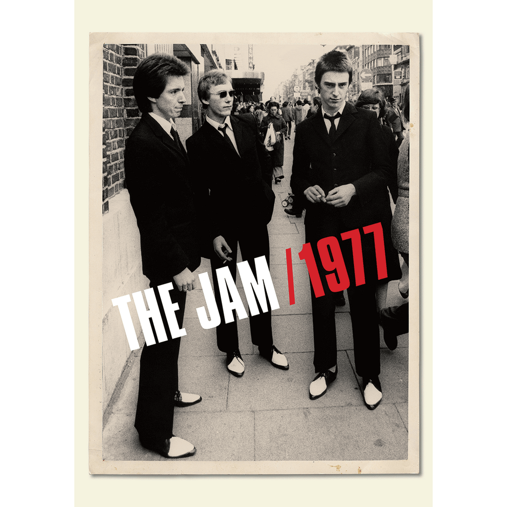 The Jam / 1977 / Deluxe 40th Anniversary 5-Disc Box Set