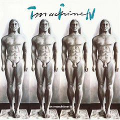 Tin Machine II limited edition coloured vinyl (silver)