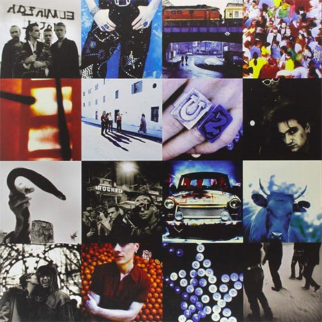 U2 / Achtung Baby Super Deluxe Edition Box Set