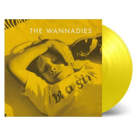 The Wannadies / Be A Girl limited edition yellow vinyl
