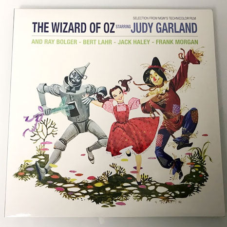 Selections from The Wizard Of Oz / 'Rainbow' splatter vinyl - 500 only