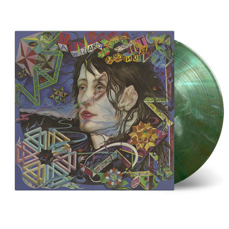 Todd Rundgren / A Wizard, A True Star green vinyl