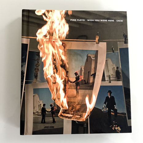Pink Floyd Wish You Were Here Sacd Shopsuperdeluxe Com