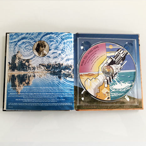 Pink Floyd / Wish You Were Here SACD – ShopSuperDeluxe com