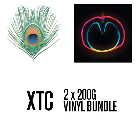 XTC / 2 album bundle: Apple Venus + Wasp Star / both 200g vinyl remasters