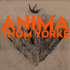 Thom Yorke / Anima Limited edition 2LP orange vinyl