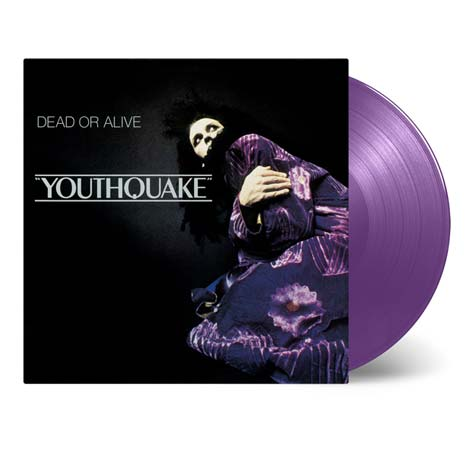 "Dead or Alive / ""Youthquake"" limited purple vinyl"