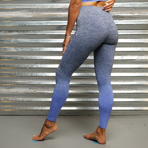 Legging Neptune Blue