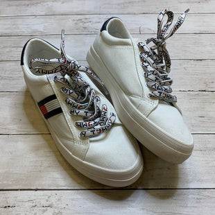 Primary Photo - BRAND: TOMMY HILFIGER STYLE: SHOES FLATS COLOR: WHITE SIZE: 9 SKU: 176-176114-38439