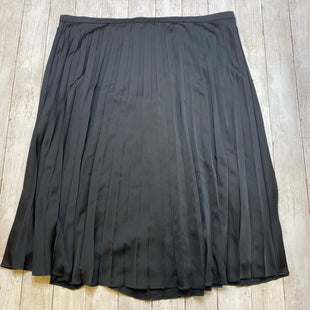 Primary Photo - BRAND: J CREW STYLE: SKIRT COLOR: BLACK SIZE: 24 SKU: 176-176134-3369