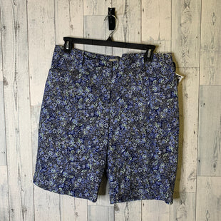Primary Photo - BRAND: TALBOTS STYLE: SHORTS COLOR: BLUE SIZE: 16 SKU: 176-176122-18405