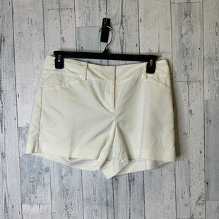 Primary Photo - BRAND: ANN TAYLOR STYLE: SHORTS COLOR: WHITE SIZE: 12 SKU: 176-17684-45345