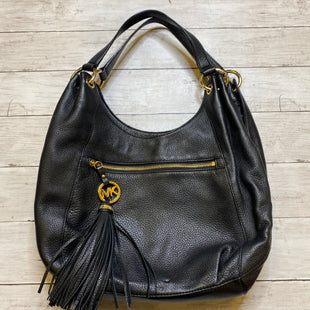 Primary Photo - BRAND: MICHAEL KORS STYLE: HANDBAG DESIGNER COLOR: BLACK SIZE: MEDIUM SKU: 176-176150-2648