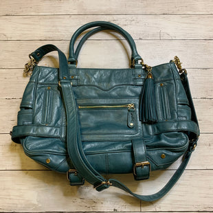 Primary Photo - BRAND: REBECCA MINKOFF STYLE: HANDBAG DESIGNER COLOR: TEAL SIZE: MEDIUM SKU: 176-176140-3255