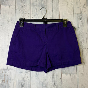Primary Photo - BRAND: LOFT STYLE: SHORTS COLOR: PURPLE SIZE: 4 SKU: 176-17684-46293