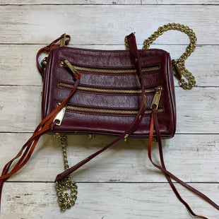 Primary Photo - BRAND: REBECCA MINKOFF STYLE: HANDBAG DESIGNER COLOR: PURPLE SIZE: SMALL OTHER INFO: AS IS SKU: 176-176124-23939
