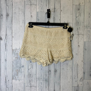 Primary Photo - BRAND: TART STYLE: SHORTS COLOR: CREAM SIZE: XL SKU: 176-17641-39148