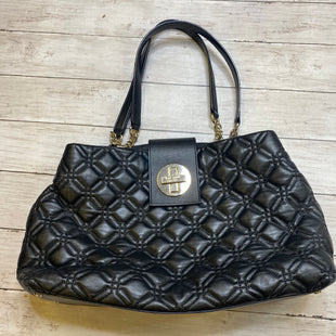 Primary Photo - BRAND: KATE SPADE STYLE: HANDBAG DESIGNER COLOR: BLACK SIZE: LARGE SKU: 176-17684-48081
