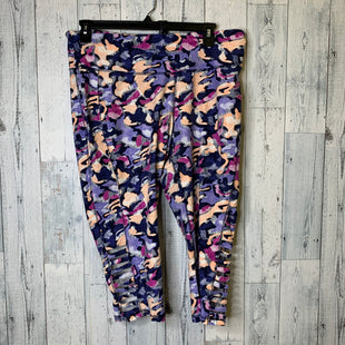 Primary Photo - BRAND: LANE BRYANT STYLE: ATHLETIC CAPRIS COLOR: PURPLE SIZE: 22/24SKU: 176-176124-26197