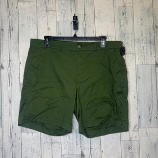 Primary Photo - BRAND: OLD NAVY STYLE: SHORTS COLOR: OLIVE SIZE: 18 SKU: 176-176114-38144