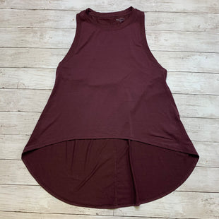 Primary Photo - BRAND: ATHLETA STYLE: ATHLETIC TANK TOP COLOR: BURGUNDY SIZE: XS SKU: 176-176150-2710