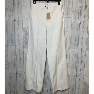 Primary Photo - BRAND: MICHAEL KORS COLLECTION STYLE: PANTS COLOR: WHITE SIZE: 10 SKU: 176-176150-3226