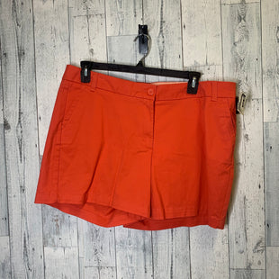 Primary Photo - BRAND: CROWN AND IVY STYLE: SHORTS COLOR: ORANGE SIZE: 16 SKU: 176-176140-2734