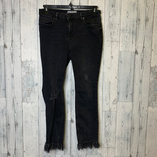 Primary Photo - BRAND: FREE PEOPLE STYLE: JEANS COLOR: BLACK SIZE: 8 SKU: 176-176114-37354