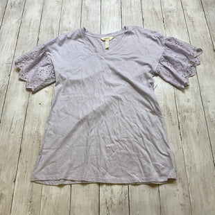 Primary Photo - BRAND: MATILDA JANE STYLE: TOP SHORT SLEEVE COLOR: PURPLE SIZE: XS SKU: 176-176140-3185