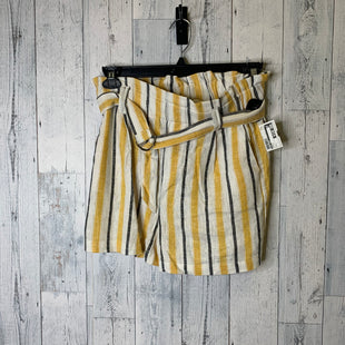 Primary Photo - BRAND: LOVE TREE STYLE: SHORTS COLOR: YELLOW SIZE: L SKU: 176-176114-37865