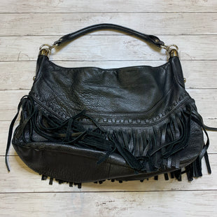 Primary Photo - BRAND: B MAKOWSKY STYLE: HANDBAG DESIGNER COLOR: BLACK SIZE: LARGE SKU: 176-176124-24957