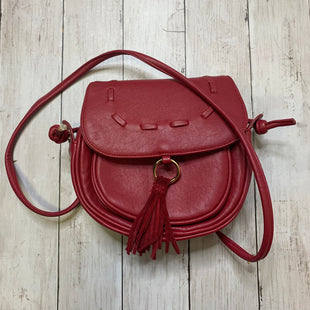 Primary Photo - BRAND:    CLOTHES MENTOR STYLE: HANDBAG COLOR: RED SIZE: SMALL OTHER INFO: LIONEL - SKU: 176-176124-23319