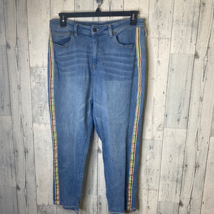 Primary Photo - BRAND: NEW YORK AND CO STYLE: JEANS COLOR: DENIM SIZE: 14 SKU: 176-176140-3048