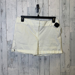 Primary Photo - BRAND: LOFT STYLE: SHORTS COLOR: WHITE SIZE: 12 SKU: 176-176114-38306
