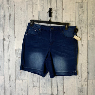 Primary Photo - BRAND:    NEEDLE AND CLOTH STYLE: SHORTS COLOR: DENIM SIZE: 14 OTHER INFO: NEEDLE AND CLOTH - SKU: 176-17684-47524