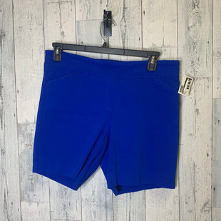 Primary Photo - BRAND: KIM ROGERS STYLE: SHORTS COLOR: BLUE SIZE: 16 SKU: 176-17684-45722