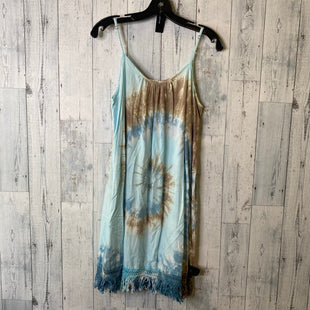 Primary Photo - BRAND: EASEL STYLE: DRESS SHORT SLEEVELESS COLOR: BLUE SIZE: M SKU: 176-176114-38386