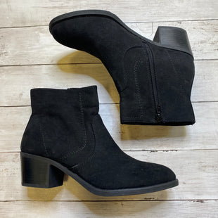 Primary Photo - BRAND: RUFF HEWN STYLE: BOOTS ANKLE COLOR: BLACK SIZE: 10 SKU: 176-176122-20034
