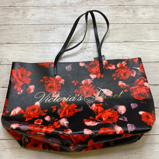 Primary Photo - BRAND: VICTORIAS SECRET STYLE: TOTE COLOR: FLORAL SIZE: LARGE SKU: 176-176121-25308