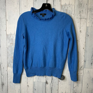 Primary Photo - BRAND: J CREW STYLE: SWEATER LIGHTWEIGHT COLOR: BABY BLUE SIZE: XXS SKU: 176-176114-34762