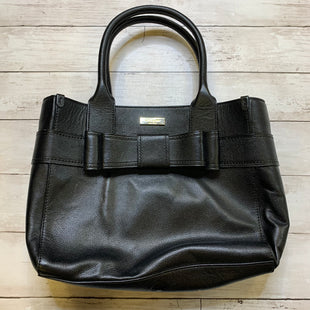 Primary Photo - BRAND: KATE SPADE STYLE: HANDBAG DESIGNER COLOR: BLACK SIZE: MEDIUM SKU: 176-176114-37361